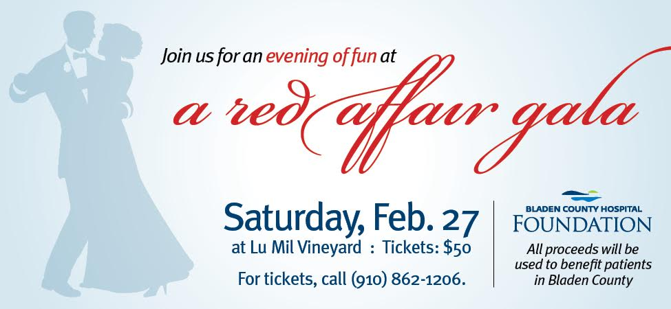 Revised Red Affair at Bladen County Hospital