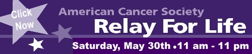 Relay for Life ad