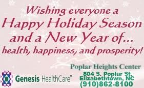 Poplar Heights Holiday ad