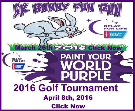 Relay for Life and Golf Tournament