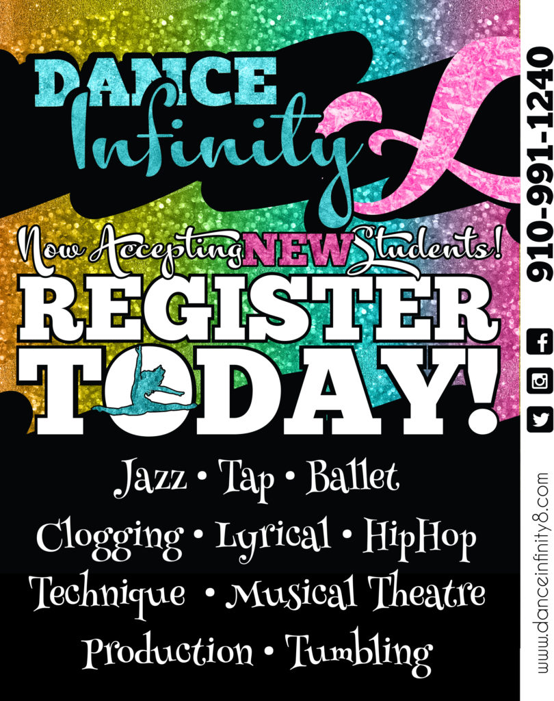 Dance Infinity New Students