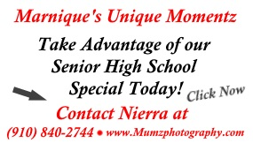 Marnique's Unique Momentz Senior Special Package