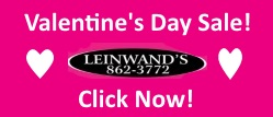 Valentines Day Sale for Leinwands