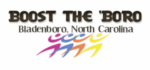 Boost the boro logo