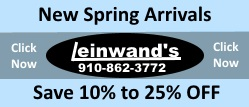 Leinwands Spring small ad