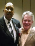 Troy with New President