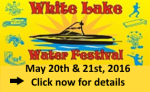 White Lake water Festival 2016 ad