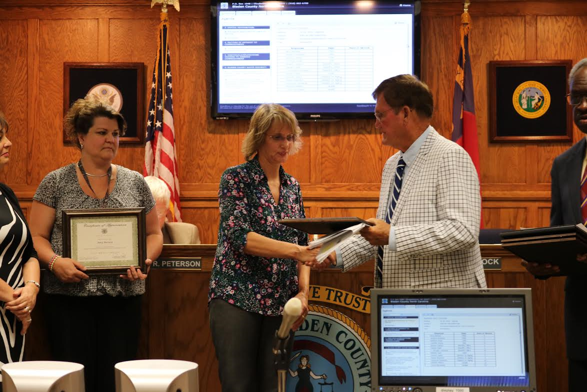 Commissioners meeting July 18 2