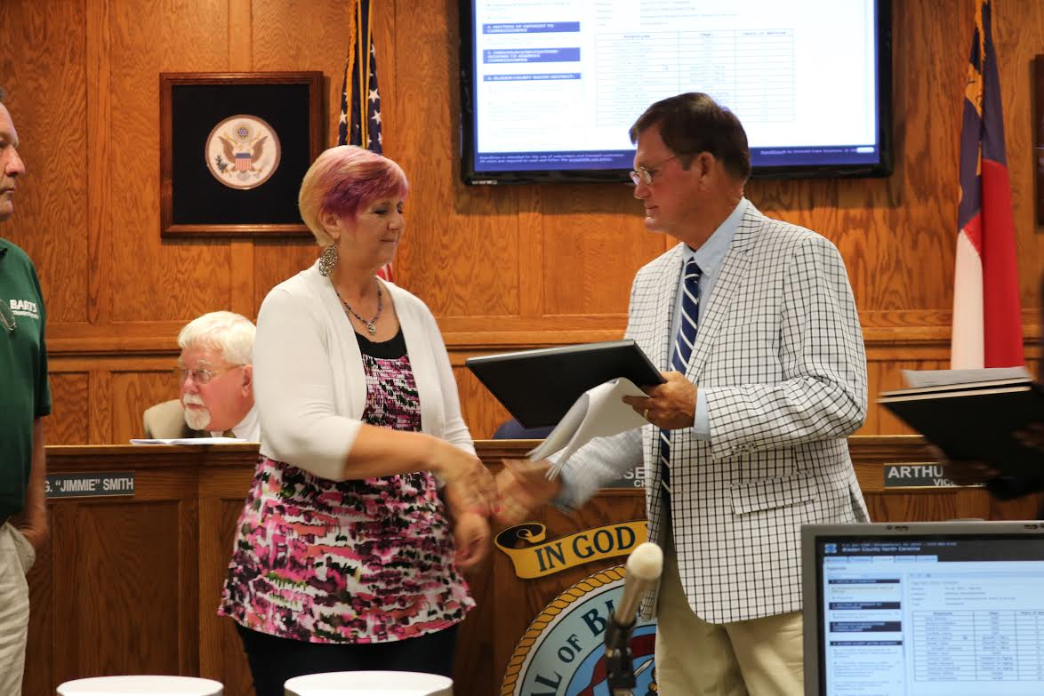 Commissioners meeting July 18