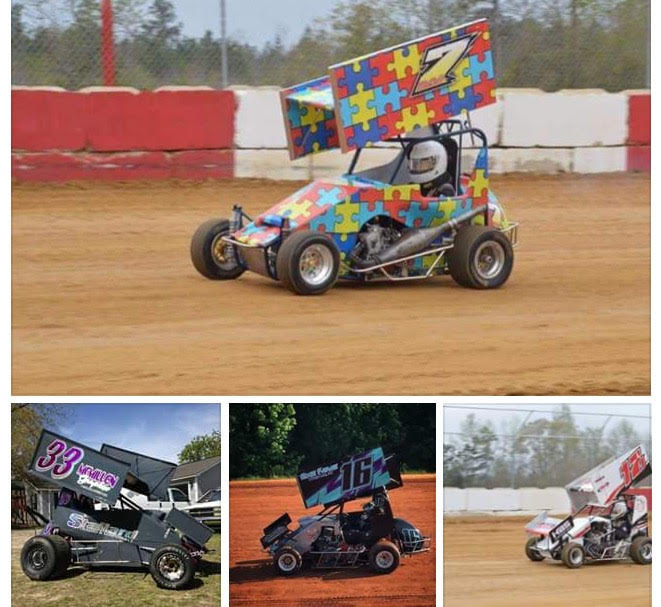 Micro Sprints coming to Dublin Motor Speedway