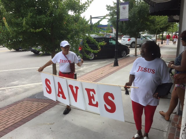 Peace promoted with Community Unity Walk in Elizabethtown 3