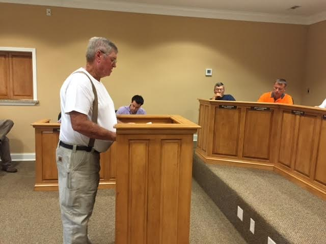 Bladenboro board hears about alleged misconduct