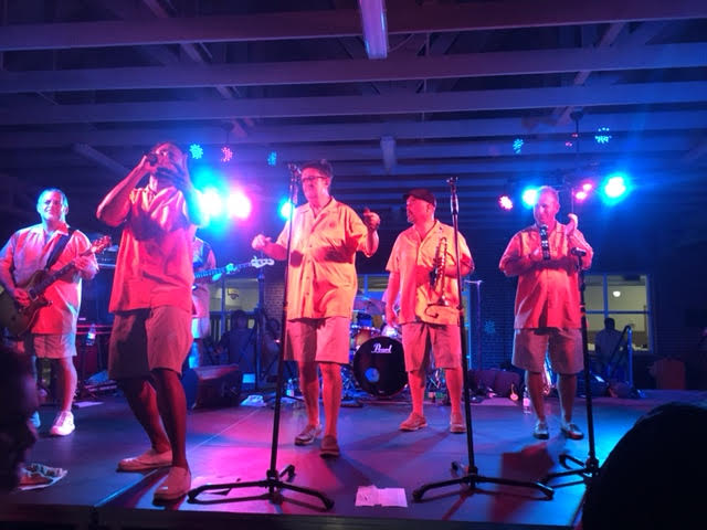 Summer Sounds Concert with Blackwater Rhythm & Blues band 18