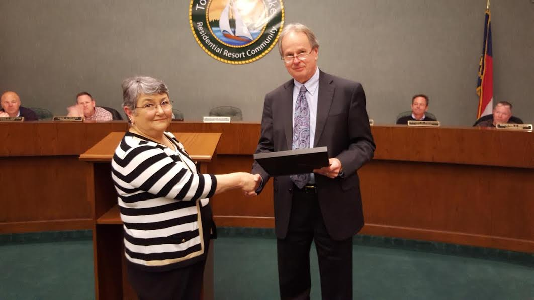 Town of White Lake Employees Recognized for Accomplishments