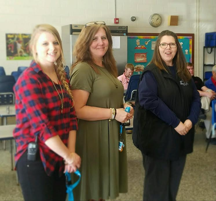 Elizabethtown Kiwanians held a Terrific Kids Awards Ceremony at Elizabethtown Primary 9