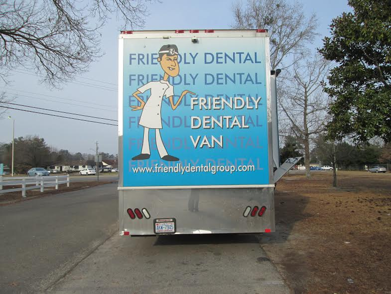Dental Bus