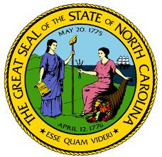 State of North Carolina logo