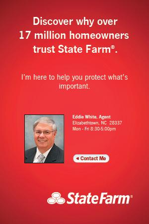 Discover with State Farm Eddie White
