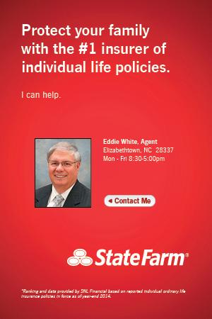 State Farm Eddie White 1