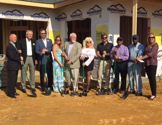Emereau: Bladen holds groundbreaking and celebration