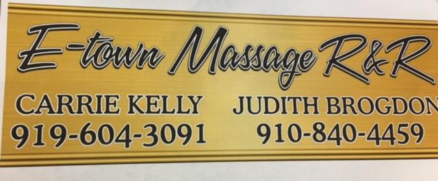 Etown Massage