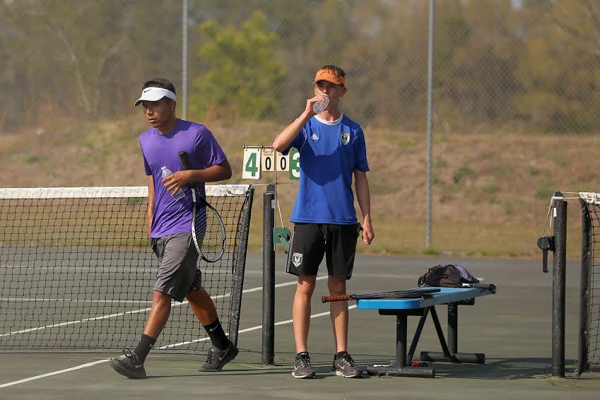 Boys Tennis: East Bladen 6, West Bladen 3